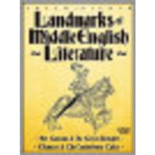 Landmarks of Middle English Literature [2 Discs] [DVD]