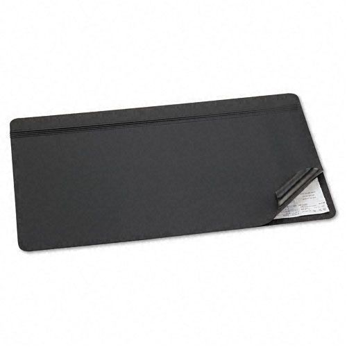 Artistic Office Products AOP48043S Hide-Away PVC Desk Pad, 31 x 20, Black