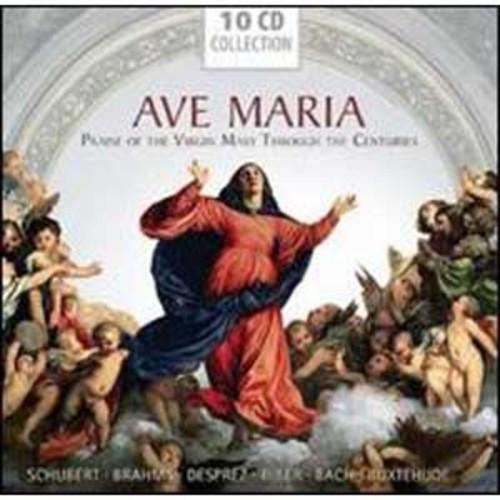 Ave Maria: Praise of the Virgin Through the Centuries (Audio CD)