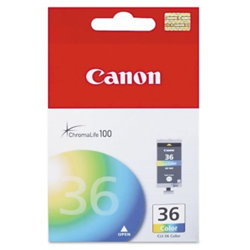 Canon CLI-36 Ink Tank Cartridge, Tri-Color (100 Page Yield)