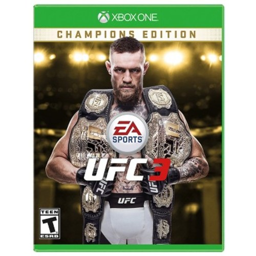 UFC 3: Champions Edition - Xbox One