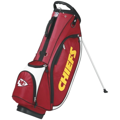 Wilson 2015 Kansas City Chiefs Stand Bag