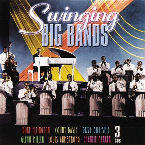 Swinging Big Bands [CD]