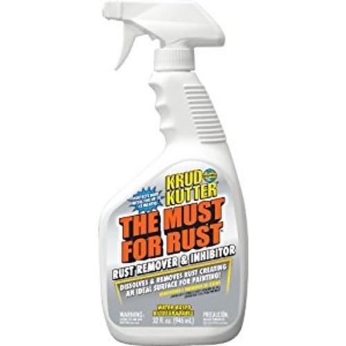 KRUD KUTTER MR32 The Must For Rust, 32-Ounce Trigger Spray [32 oz (32 oz Trigger Spray)]