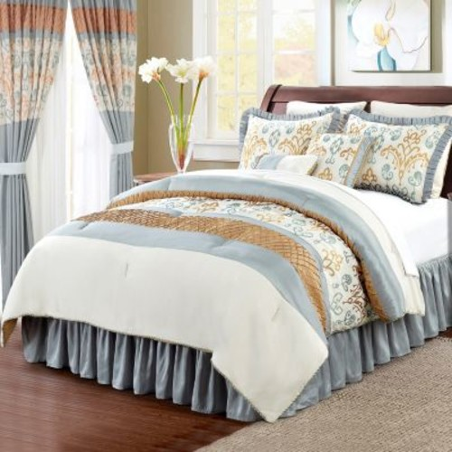 Chandelier 800-Thread Count 8-pc. Comforter Set