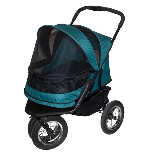 Pet Gear NO-ZIP Double Pet Stroller