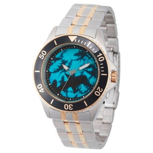 Men's Discovery Channel Shark Week Honor Two Tone Stainless Steel Watch - Two Tone
