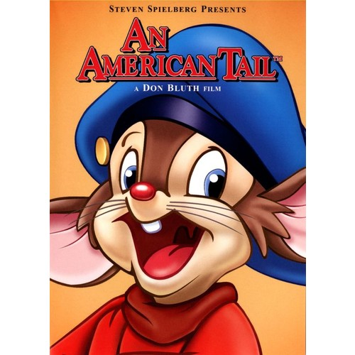 An American Tail [DVD] [1986]