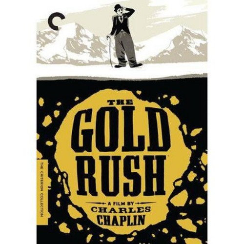 The Gold Rush [Criterion Collection] B&W DDS/DD1/DD5.1/DD2