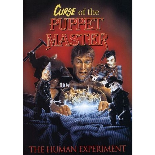 Curse of the Puppet Master [DVD] [1998]