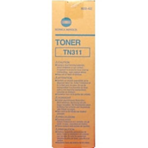 Konica Minolta TN311 Black Toner Cartridge