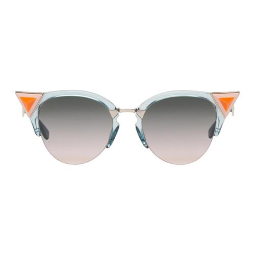 FENDI Blue Iridia Sunglasses