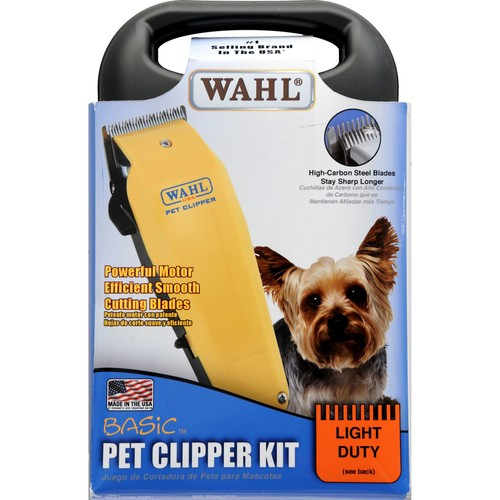 Wahl Basic Pet Clipper Kit Clam Pak
