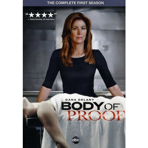 Body of Proof: The Complete First Season [2 Discs]
