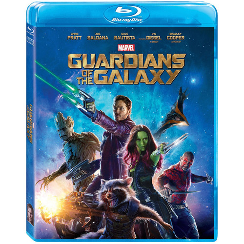 Guardians of the Galaxy [Blu-ray] [2014]