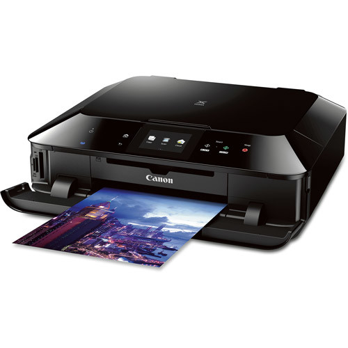 Canon MG7120 PIXMA Wireless Inkjet Multifunction Printer/Copier/Scanner, Black
