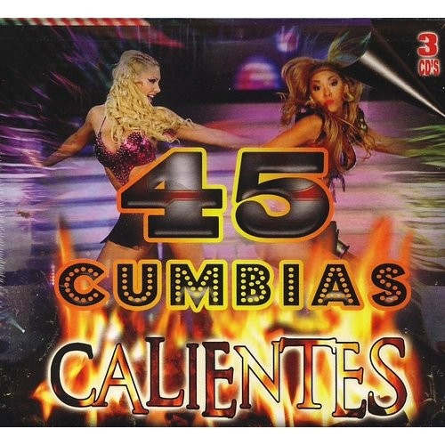 45 Cumbias Calient / Var