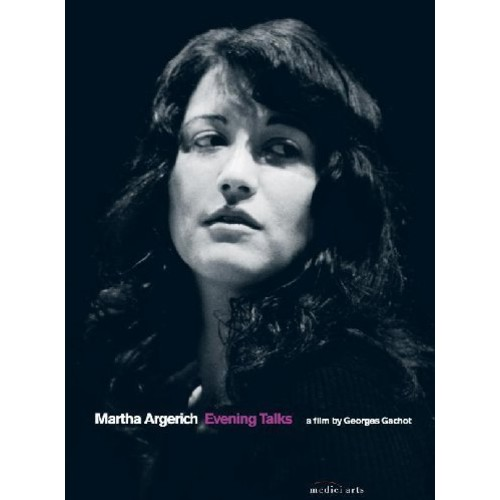 Martha Argerich - Evening Talks