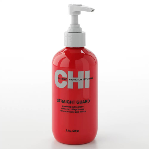 CHI Straight Guard Smoothing Cream, 8.5 Fluid Ounce