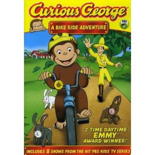 Curious George - A Bike Ride Adventure DVD