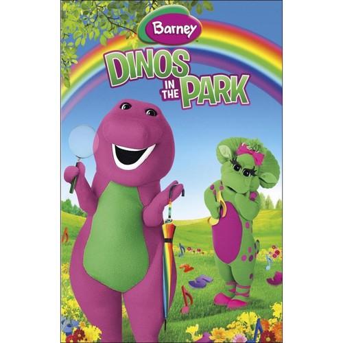 Barney: Dinos in the Park [DVD]