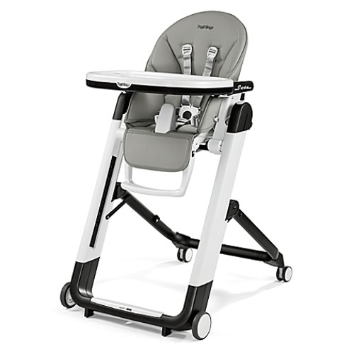 Peg Perego Siesta High Chair in Ice
