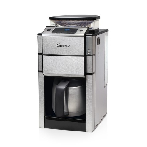 Pro Plus Thermal Coffee Maker and Grinder