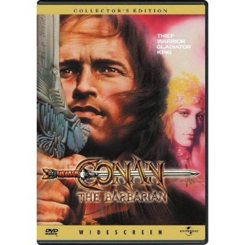 Conan The Barbarian (Collector's Edition) (DVD)