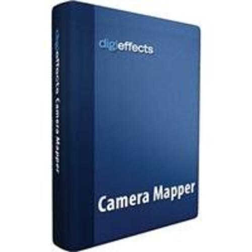 Digieffects DE-CM Camera Mapper Plug-in for Buena Depth Cue v2