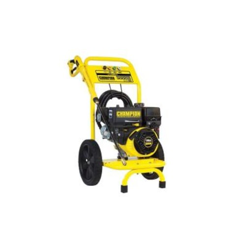 Champion 3,000-PSI 2.5-GPM Gas Pressure Washer with Pressure Washer Wand