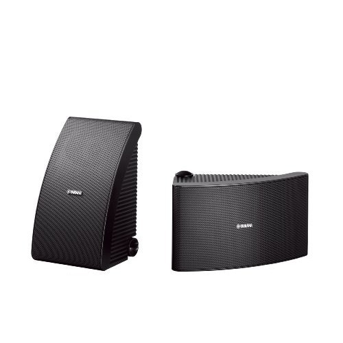 Yamaha NS-AW592BL 150 Watt 6.5-Inch Cone All-Weather Speakers