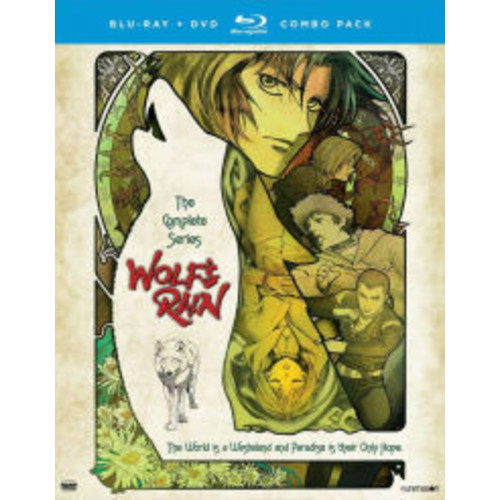 Wolf's Rain: The Complete Series