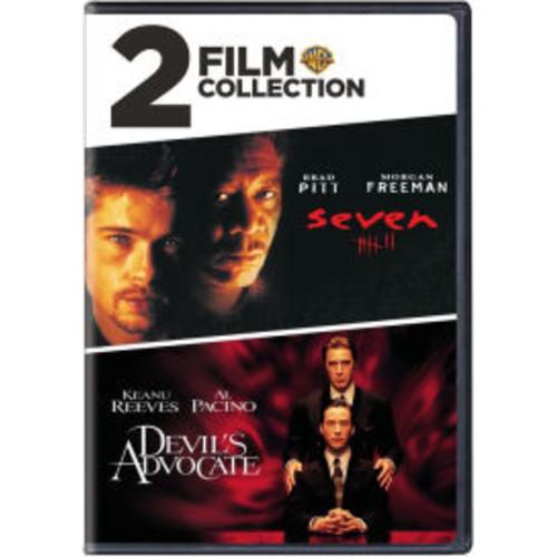 Seven / Devil's Advocate (DVD)