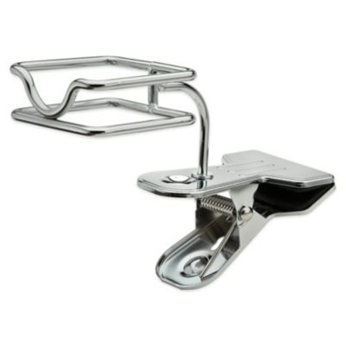 Taymor Clamp-On Blow Dryer/Flat Iron Holder