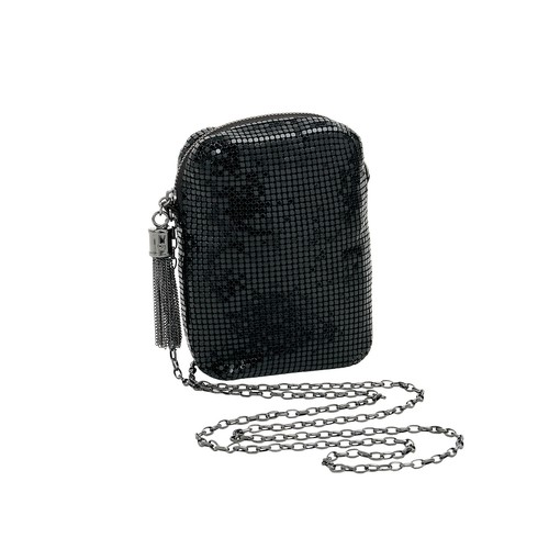 Chain Tassel Mini Crossbody