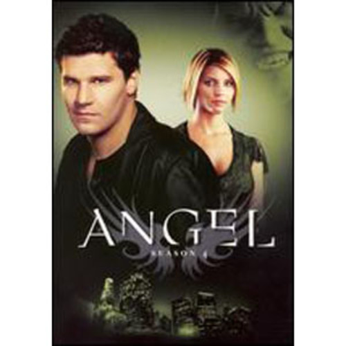 Angel: The Complete Fourth Season [6 Discs]