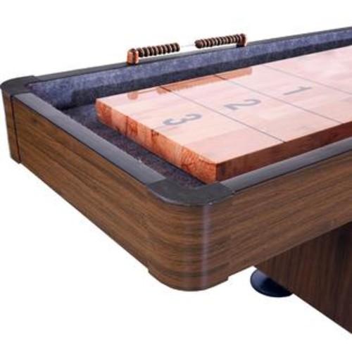 Hathaway HATHAWAY Challenger 9-foot Walnut Finish Shuffleboard