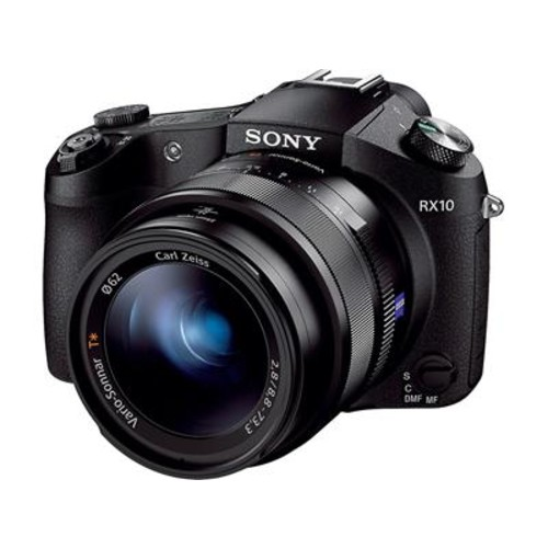 Sony Cyber-shot DSC-RX10 Large-sensor 20.2-megapixel camera with Wi-Fi and 24-200mm Zeiss lens