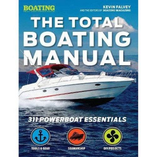 Kevin Falvey; Boating Magazine The Total Boating Manual