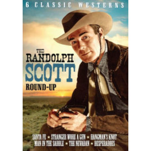Randolph Scott Round-up: Volume 2
