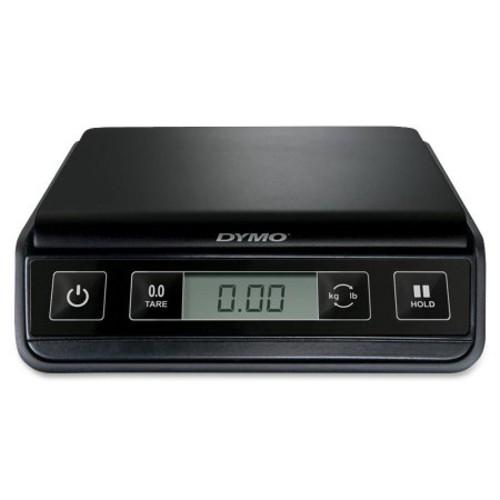 Pelouze Dymo M3 Digital Postal Scale - 3.00 lb / 1.30 kg Maximum Weight Capacity - Black, Silver
