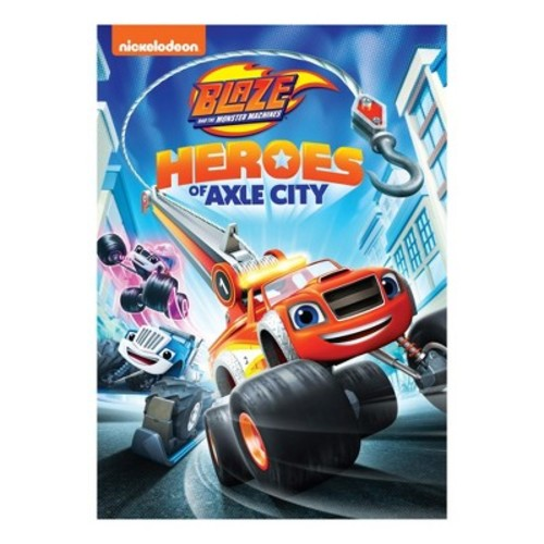 Blaze and the Monster Machines: Heroes of Axle City (DVD)