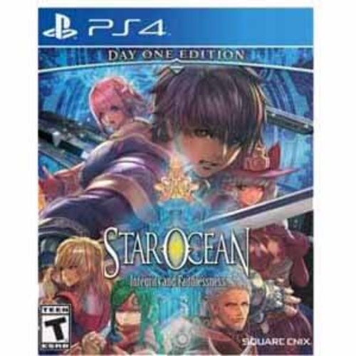 Star Ocean Integrity & Faithlessness Day One Edition - PlayStation 4