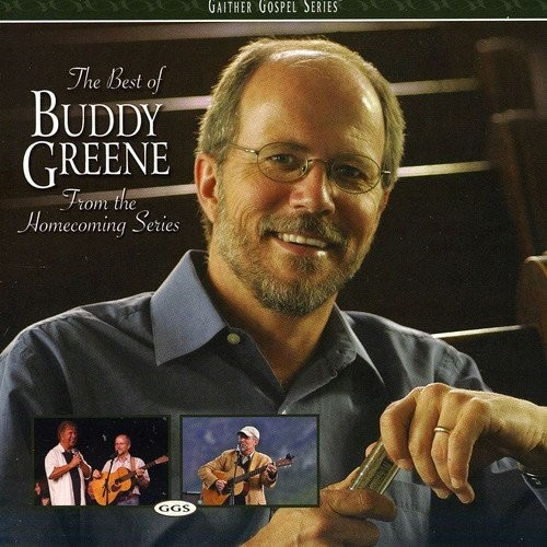 The Best of Buddy Greene [CD]