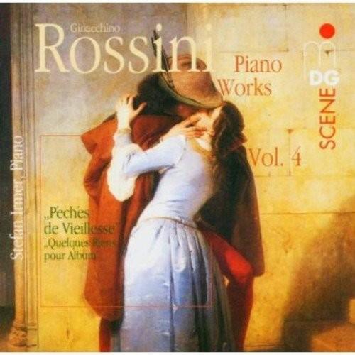 Rossini: piano Works Vol 4 CD (2004)