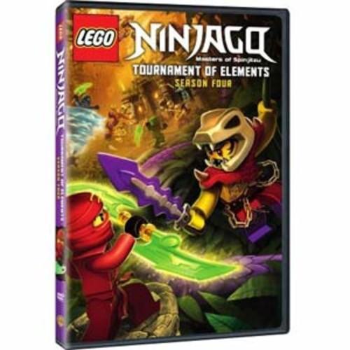 LEGO Ninjago: Masters of Spinjitzu - Season Four [2 Discs]