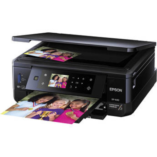 Expression Premium XP-640 Small-in-One Inkjet Printer