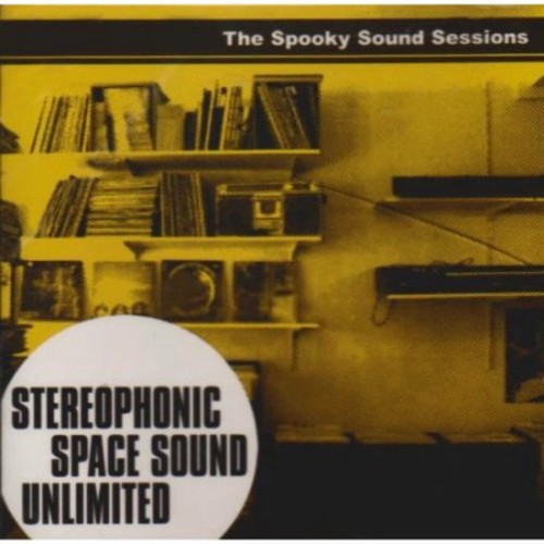 The Spooky Sound Sessions [CD]