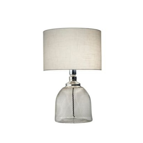 Adesso Table Lamp Chrome (3521-22)