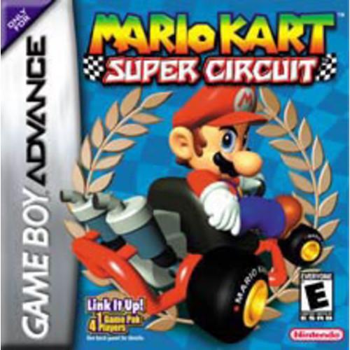 Mario Kart Super Circuit